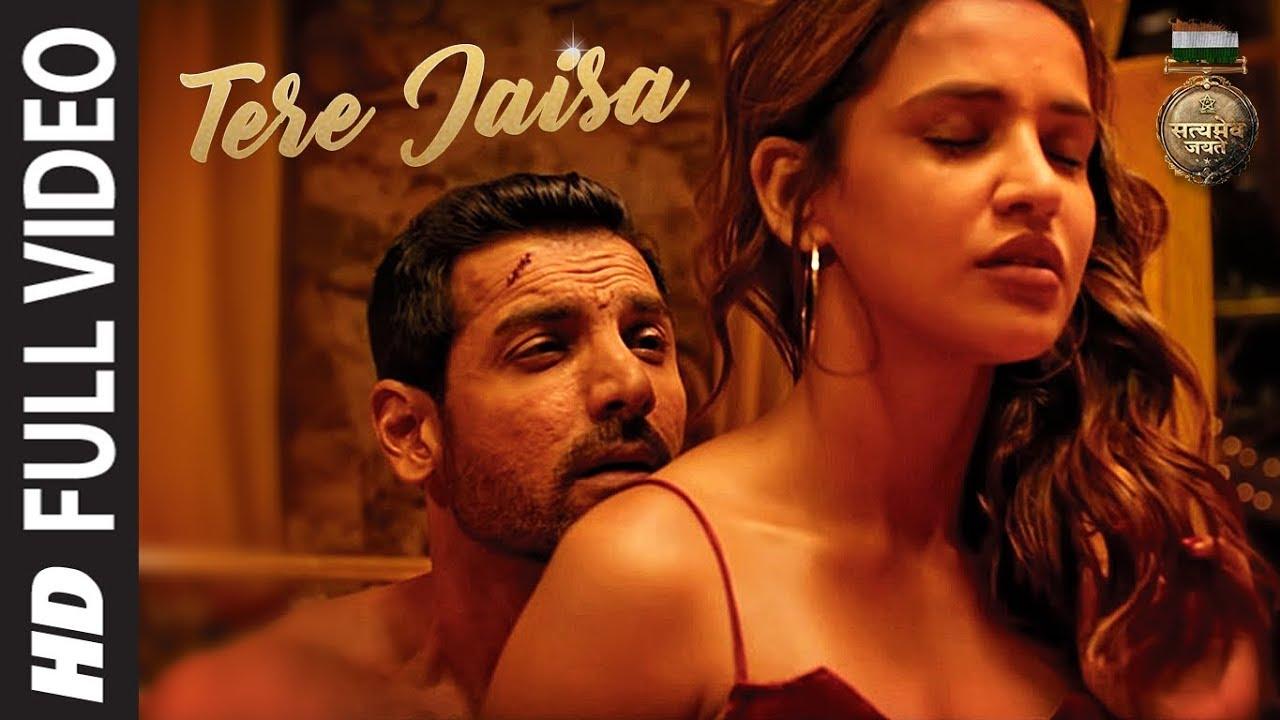 Download Tere Jaisa Full Video | SATYAMEVA JAYATE | Arko | Tulsi Kumar | John Abraham | Aisha Sharma