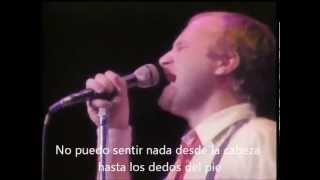genesis thats all live 84 subtitulada al español