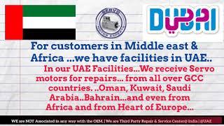 BAG Bewegungstechnik Dubai Heidenhain Sick Stegmann Encoder Memory Align Resolver Adjust Repair UAE