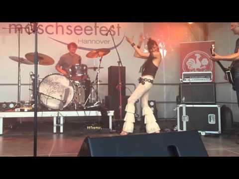 Patricia Vonne - Rebel Bride LIVE at Maschseefest, Germany