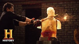 Forged in Fire: Scottish Backsword Final Round: Robert vs. Billy (Season 7) | History