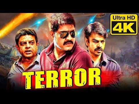 Terror (4K Ultra HD) Action Hindi Dubbed Full Movie | Srikanth, Nikita, Ravi Varma