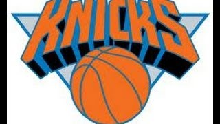 Logo Dojo New York Knicks (Speed)
