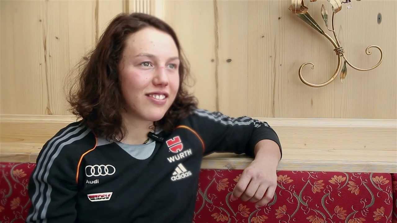 Laura Dahlmeier Interview