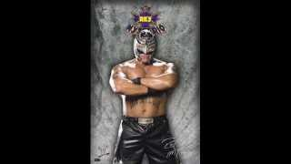 Rey Mysterio - Theme song | Lyrics on screen/karaoke.