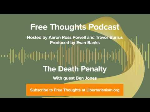 Ep. 21: The Death Penalty (with Ben Jones)