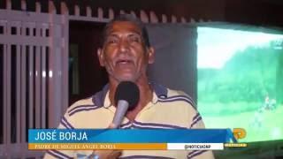 Familiares del jugador de Nacional Miguel Ángel Borja optimistas con la final