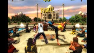 Martial Arts: Capoeira 2012 PC GamePlay - MMA, Dance and Music
