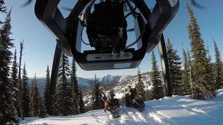Helis, Drones, Snowmobiles & Camera Tech: Travis Rice & Dan Adams Convergence