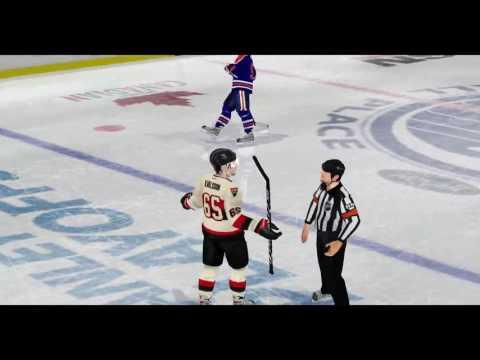AINHL Season 1 Playoffs Group A Finals Game 2: Senators @ Oilers