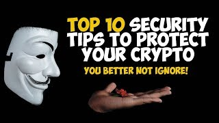 TOP 10 SECURITY TIPS TO PROTECT YOUR CRYPTO - You Better Not Ignore! HushMail - Hushed App