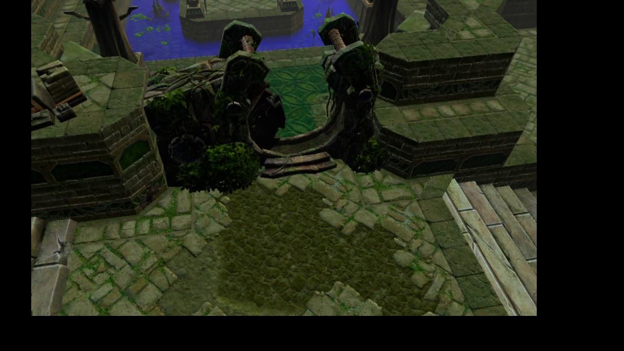 El terror de las mareas - Capitulo 3: La tumba de Sargeras