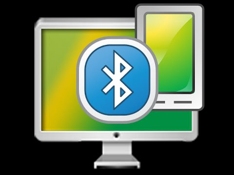How to connect Android to the PC via Bluetooth