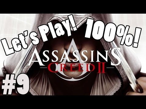 Let's Play: Assassin's Creed 2: Part 9: Tomb Raider! (100%)