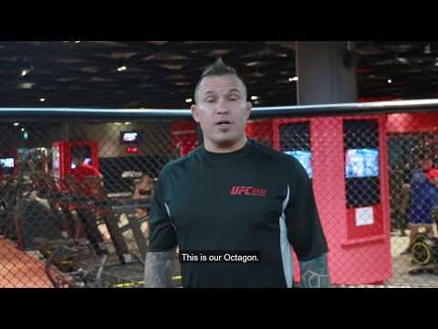 UFC Gym Singapore Tour