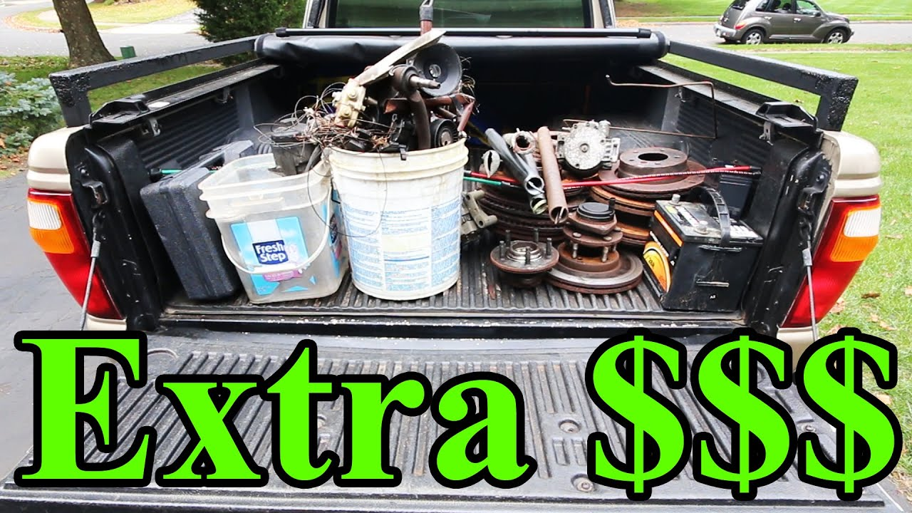 How to Make Extra Money After Fixing Your Car! - YouTube
