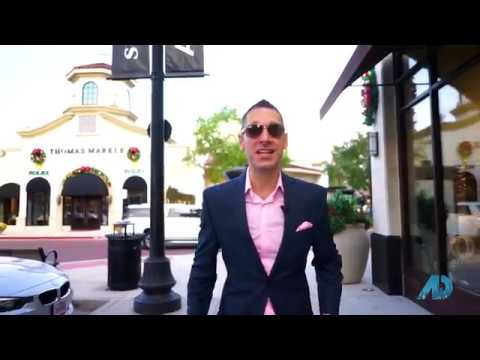 The Woodlands TX - Alexander Disaggio on The American Dream TV Show