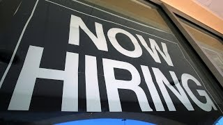 Unemployment Rate Down to 5.6%, 212,000 New Jobs