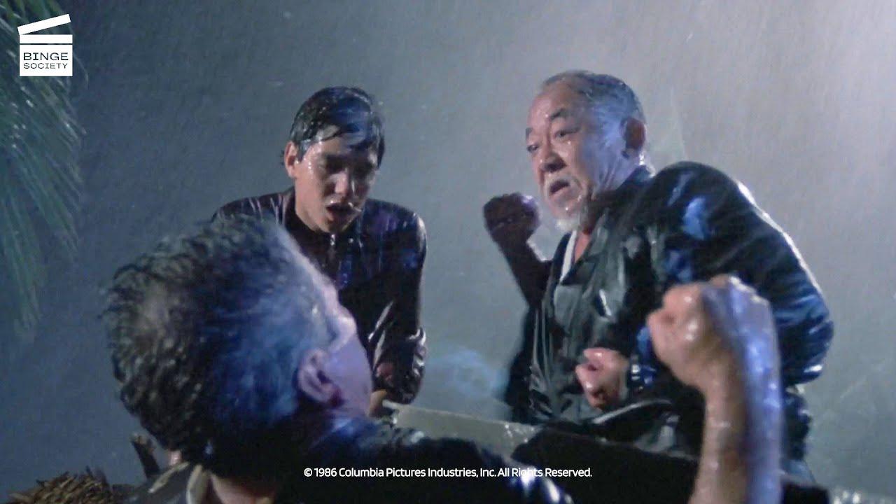 Download The Karate Kid Part II: Saving Sato HD CLIP
