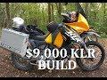 My $9,000 KLR 650 Build, Was it worth it?