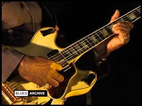 Jimmy Dawkins trailer for DVD release 'West Side Chicago Blues' on JSP Records JSP5809.