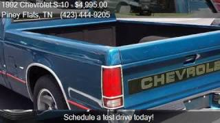 1992 Chevrolet S-10 Base 2dr Standard Cab SB for sale in Pin