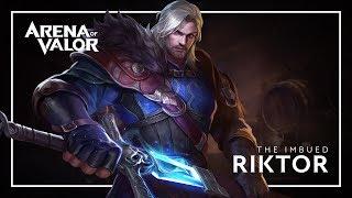 Riktor: Hero Spotlight | Gameplay - Arena of Valor