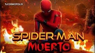 SPIDERMAN MOR... IRÁ la más INCREÍBLE TEORÍA de SPIDERMAN FAR FROM HOME