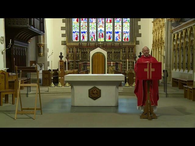 English Mass, Wednesday June 03, 2020