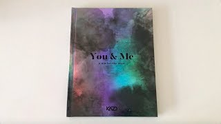 ♡Unboxing KARD 카드 2nd Mini Album You & Me 유앤미♡