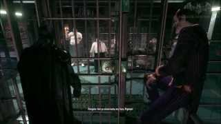 Batman Arkham Knight Supervillains Arguing and Complaining