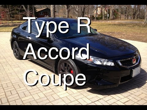Honda Accord Coupe Type R Modifications & Upgrades