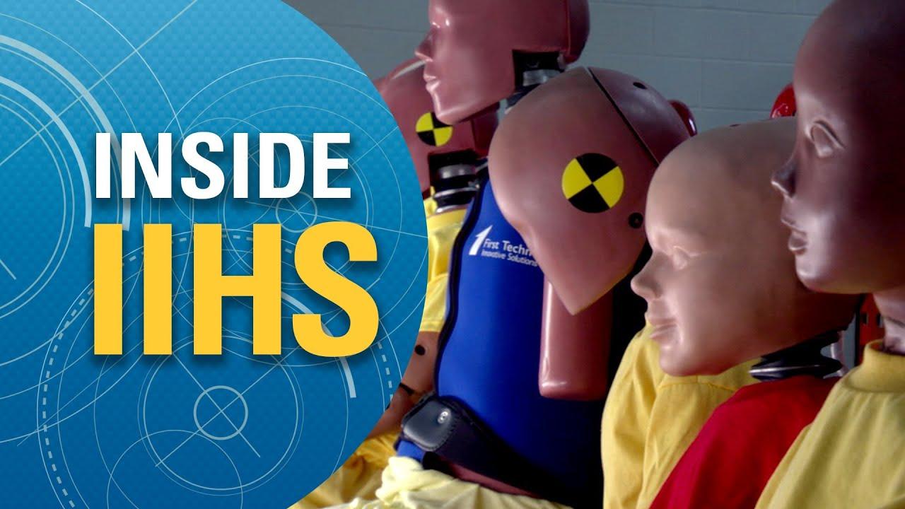 Inside Iihs Crash Test Dummies At Work Youtube