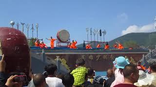 2015年登封河南少林寺武术表演 Martial Arts Performance at Shaolin Temple in Henan, Pt. 1