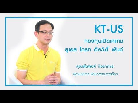 KT-USกองทุนเปิดเคแทม ยูเอส โกรท อิควิตี้ ฟันด์