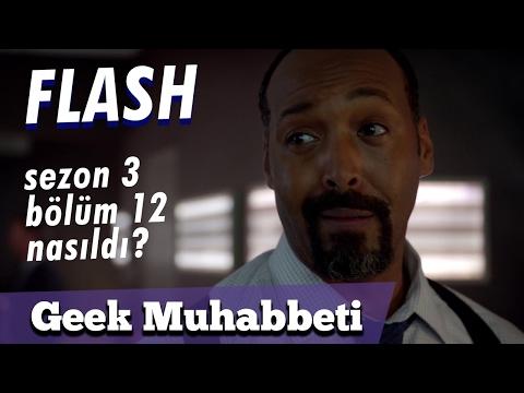 """FLASH - Sezon 3 Bölüm 12 İnceleme - """"Bu Vidyo Pek Olmadı"""""""