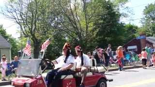 May 27,Tewksbury Massachusetts Memorial Day Parade