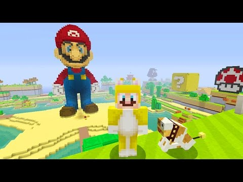 Minecraft: Super Mario Edition - My Offering To Mario {9}