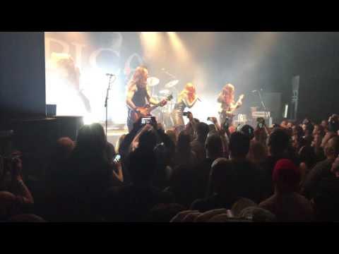 Epica Live 2016 State Theatre @ St. Petersburg, Florida 11/28/16