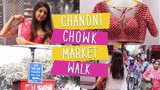 Chandni Chowk Market Walk 2.0 | Wedding Lehengas Shopping in Delhi