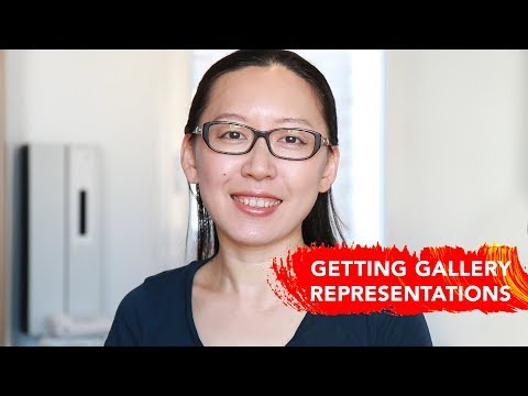 GET GALLERY REPRESENTATIONS (Art Career Advise)