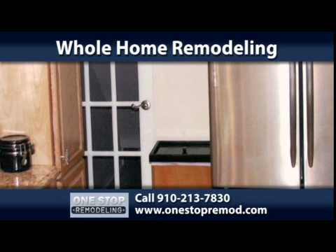 Bathroom Renovation Fayetteville Nc bathroom remodeling fayetteville, nc | one stop remodeling - youtube