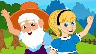 Alice im Wunderland im Old MacDonald hat 'ne Farm Lied   Kinderlieder zum mitsingen