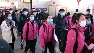 Коронавирус в Китае уже изменил жизнь тысяч людей.