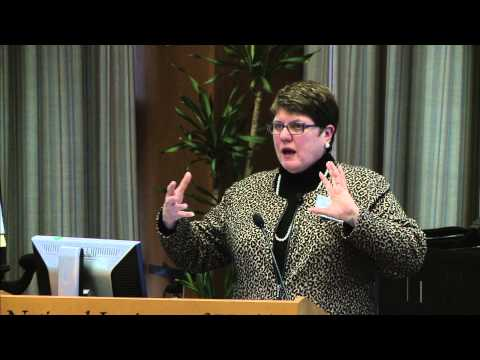 Dr. Patti Brennan: Nursing, Big Data, & The NIH BD2K Initiative