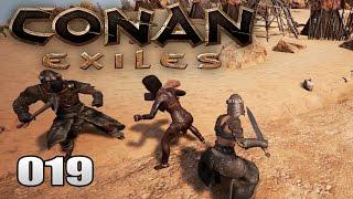 CONAN EXILES [019] [Die Köchin entführen] [Multiplayer] [Deutsch German] thumbnail