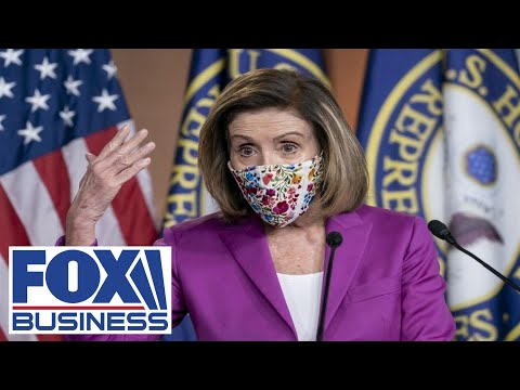 Pelosi pressed by '60 Minutes' on why she held up COVID relief