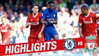 Highlights: Chelsea 1-0 Liverpool | Reds frustrated at Stamford Bridge