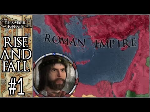 CK2 Plus: Rise of Celtica #1 - Reviving Gaul (Series B) - YouTube