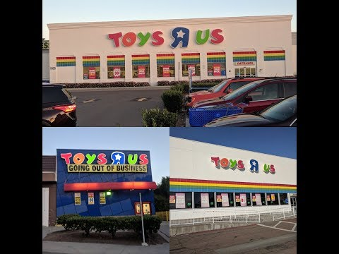 MY CLOSING JOURNEY TO 3 TOYS R US STORES AND HERE'S WHAT I FOUND!!